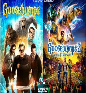 Goosebumps.1-2 Combo LATINO
