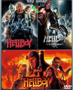 Hellboy 1-3 Combo NTSC Latino