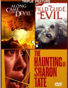 Along Came The Devil,The field Guide To Evil. The haunting of Sharon Combo LATINO