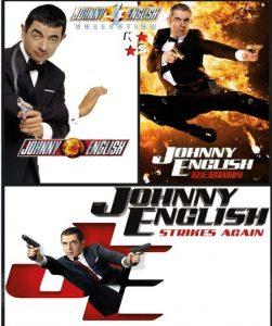 Johnny English1-3 Combo Latino