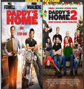 Daddys Home 1-2 Combo NTSC Latino