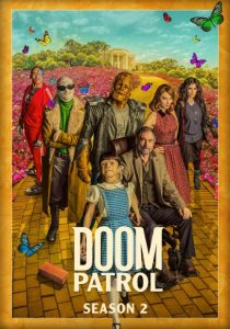 Doom Patrol Season 2 Custom HDRip Dual Latino 3XDVD