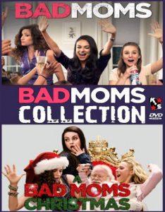 Bad Moms 1-2 combo LATINO