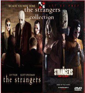 The Strangers 1-2 combo Latino
