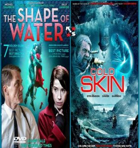 The Shape Of Water, Cold Skin combo LATINO