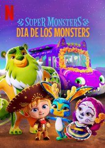Super Monsters: Dia De Los Monsters (2020) CUSTOM DUAL LATINO 5.1