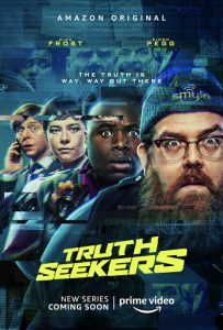 Truth Seekers Season 1 Custom HDRip Dual Latino 5.1 1XDVD