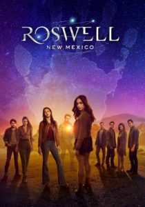 Roswell, New Mexico (TV Series) S02 Custom HD Dual Latino 3XDVD
