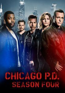 Chicago PD S04 Custom HD Dual Latino 5XDVD