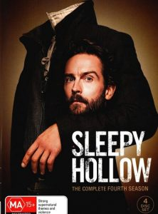 Sleepy Hollow S04 DVDR R1 NTSC Latino 4XDVD