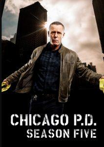 Chicago PD S05 Custom HD Dual Latino 5XDVD