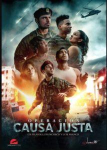 Operación Causa Justa (2019) Custom HD Latino