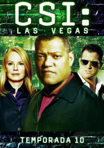 CSI Las Vegas (TV Series) S10 DVDR R1 NTSC Latino [7 DISCOS]