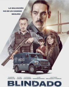 Blindado 2019 DVDR R4 NTSC Latino