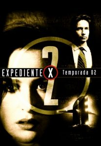 The X-Files (TV Series) S02 DVD R1 NTSC Latino