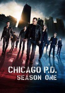 Chicago PD S01 Custom HD Dual Latino 3XDVD