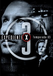The X-Files (TV Series) S03 DVD R1 NTSC Latino 7XDVD