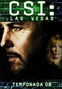CSI Las Vegas (TV Series) S08 DVDR R1 NTSC Latino 5XDVD