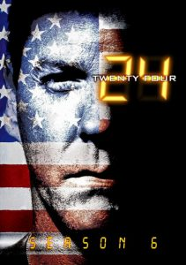24 (TV Series) S06 DVD R1 NTSC LATINO 6xDVD5