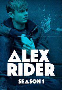 Alex Rider S01 Dual Latino 5.1 2xDVD