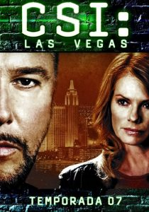 CSI Las Vegas (TV Series) S07 DVDR R1 NTSC Latino 7XDVD