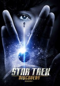 Star Trek Discovery (TV Series) S01 DVDR R1 NTSC Latino [04 Discos]