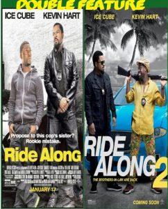 Ride Along 1-2 combo