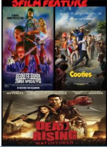 Scout guiode to the zombie Apocalipse, Cooties, Dead Rising combo
