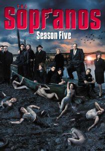 The Sopranos (TV Series) S05 DVDR R1 NTSC Latino [4 Discos]