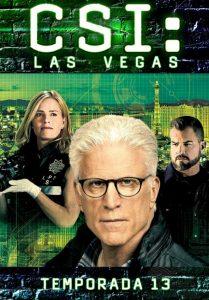 CSI Las Vegas (TV Series) S13 DVDR R1 NTSC Latino [6 DISCOS]