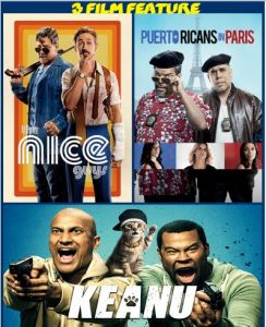 The Nice Guys, Puerto Ricans In Paris, Keanu combo