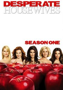Desperate Housewives (TV Series) S01 DVDR R1 NTSC Latino [6 DISCOS]