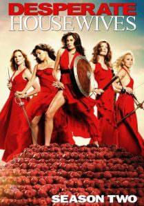 Desperate Housewives (TV Series) S02 DVDR R1 NTSC Latino [6 DISCOS]