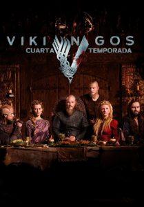 Vikings S04 DVDR R1 NTSC Latino [06 Discos]