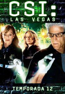 CSI Las Vegas (TV Series) S12 DVDR R1 NTSC Latino [6 DISCOS]