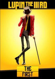 Lupin III The First 2020 DVDR R1 NTSC Latino