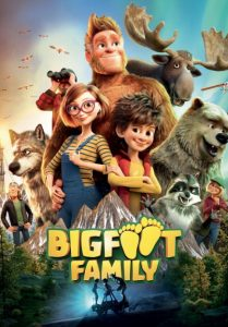 Bigfoot Family 2020 DVDR BD NTSC LATINO