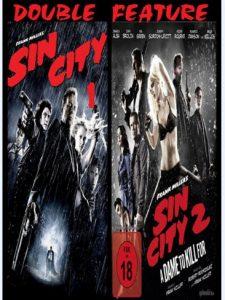 Sin City 1 y 2 combo