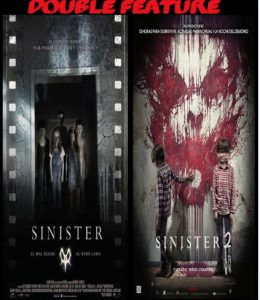 Sinister 1 & 2 combo