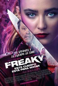 Freaky 2020 DVDR R1 NTSC Latino