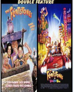 The Flintstones 1 y 2 combo