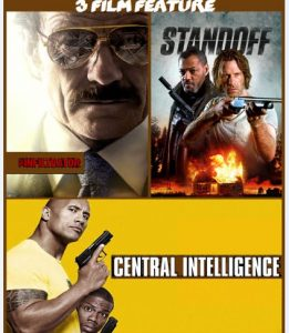 The Infiltrator, Central Intelligence, Standoff combo