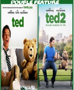 Ted 1-2 combo