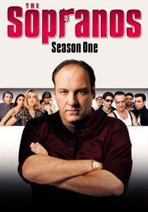 The Sopranos (TV Series) S01 DVDR R1 NTSC Latino [4 Discos]