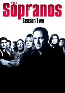 The Sopranos (TV Series) S02 DVDR R1 NTSC Latino [4 Discos]