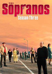 The Sopranos (TV Series) S03 DVDR R1 NTSC Latino [4 Discos]