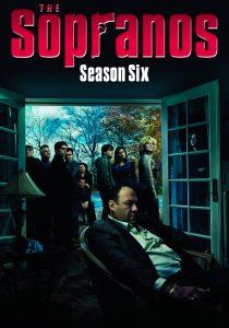 The Sopranos (TV Series) S06 DVDR R1 NTSC Latino [8 Discos]