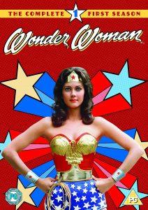 Wonder Woman (TV Series) S01 DVDR R1 NTSC Latino [05 Discos]