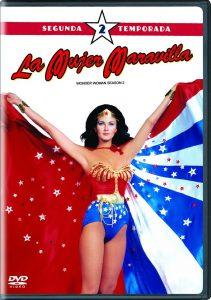 Wonder Woman (TV Series) S02 DVDR R1 NTSC Latino [08 Discos]