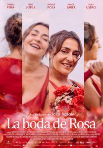 La Boda De Rosa 2020 DVD R2 PAL Spanish